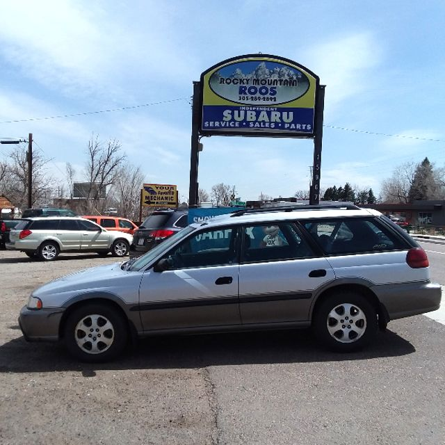 1999 Subaru Outback REBUILT ENGINE!!! Golden, Colorado 2
