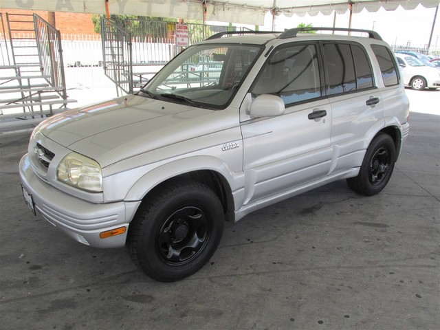 1999 Suzuki Grand Vitara JS Please call or e-mail to check availability All of our vehicles are