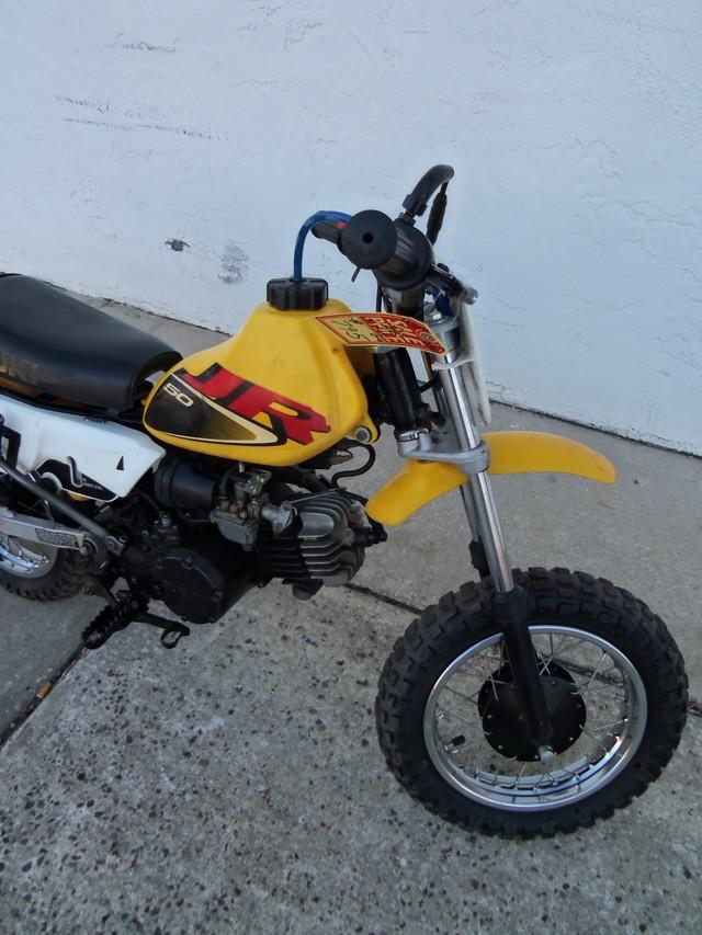 1999 Suzuki JR50 Kids Dirtbike Daytona Beach, FL 3