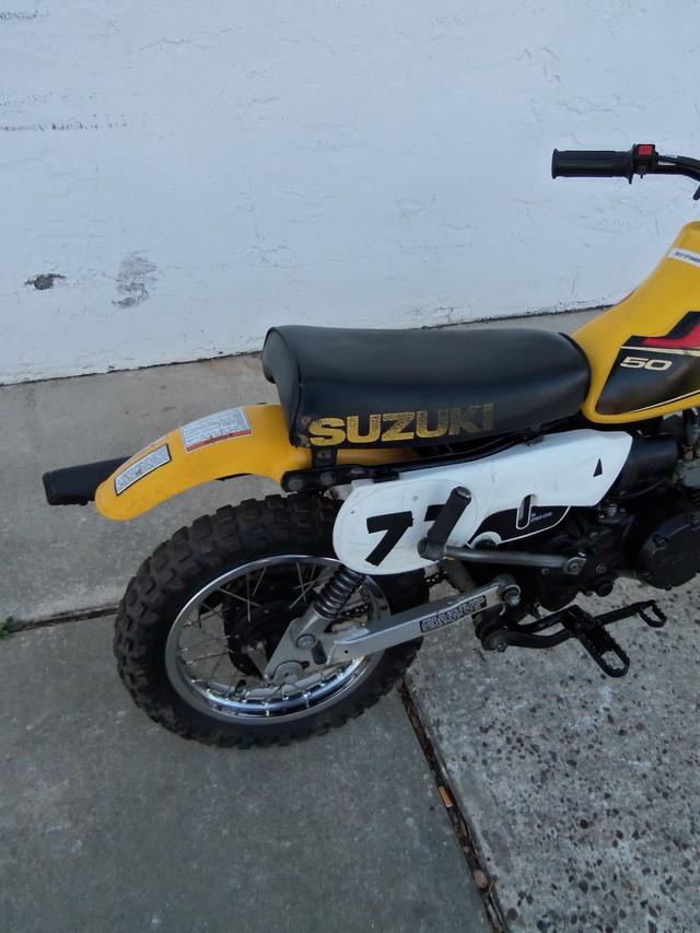 1999 Suzuki JR50 Kids Dirtbike Daytona Beach, FL 4