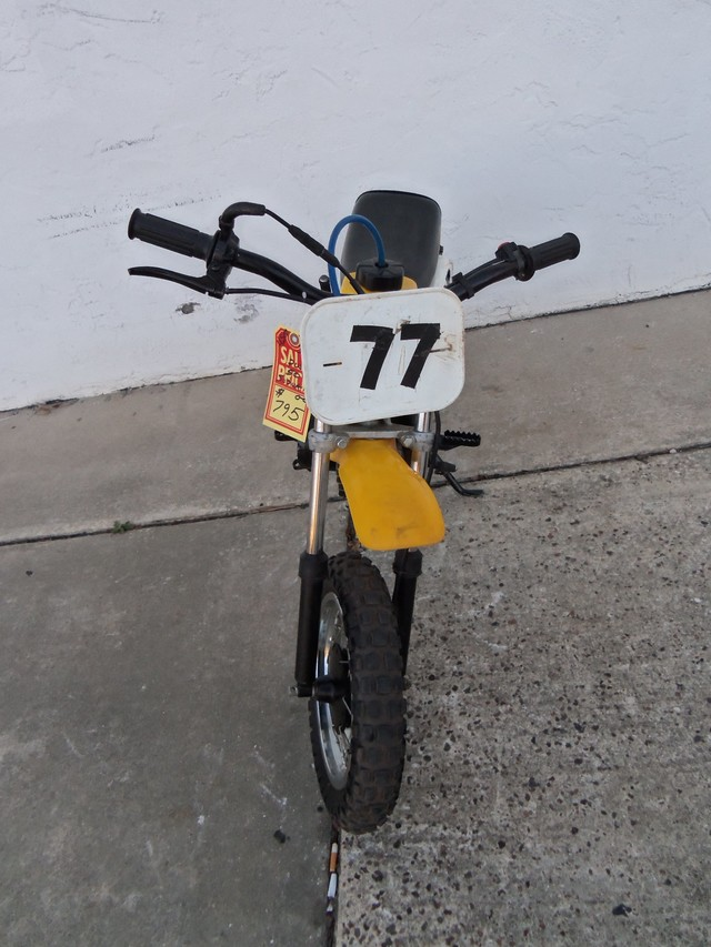 1999 Suzuki JR50 Kids Dirtbike Daytona Beach, FL 2
