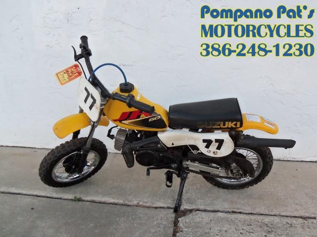 1999 Suzuki JR50 Kids Dirtbike Daytona Beach, FL 0