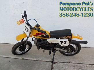 1999 Suzuki JR50 Kids Dirtbike Daytona Beach, FL