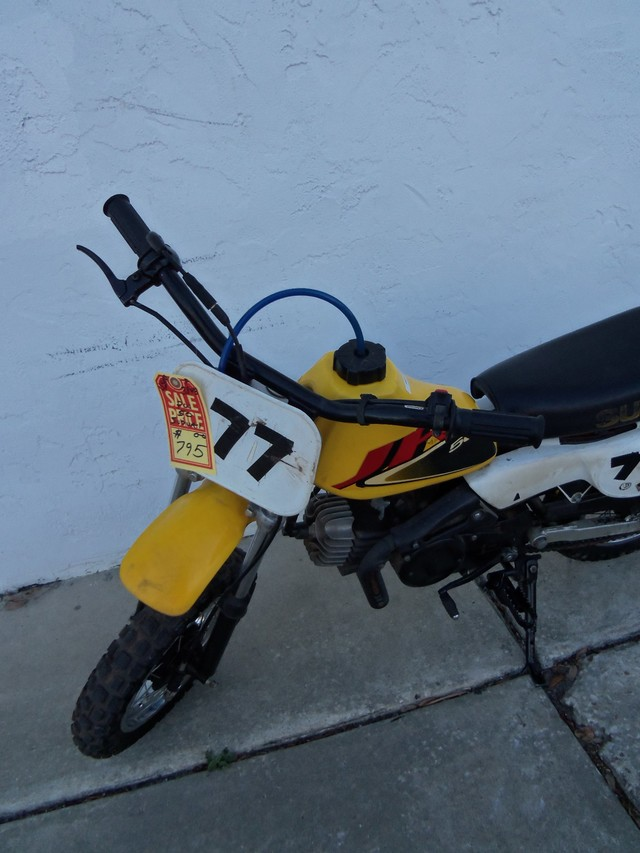 1999 Suzuki JR50 Kids Dirtbike Daytona Beach, FL 5