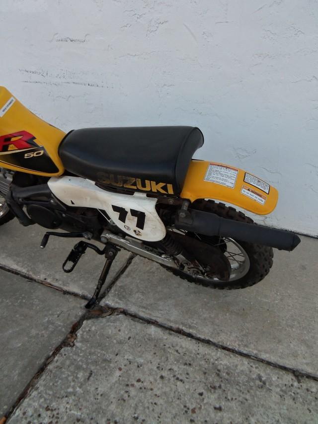 1999 Suzuki JR50 Kids Dirtbike Daytona Beach, FL 6