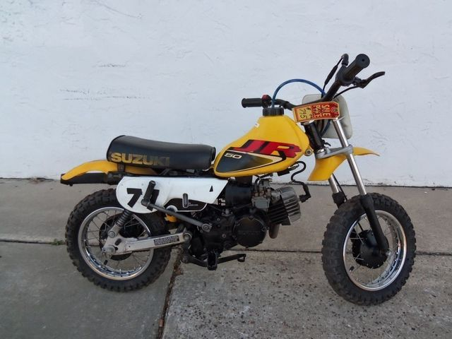 1999 Suzuki JR50 Kids Dirtbike Daytona Beach, FL 1