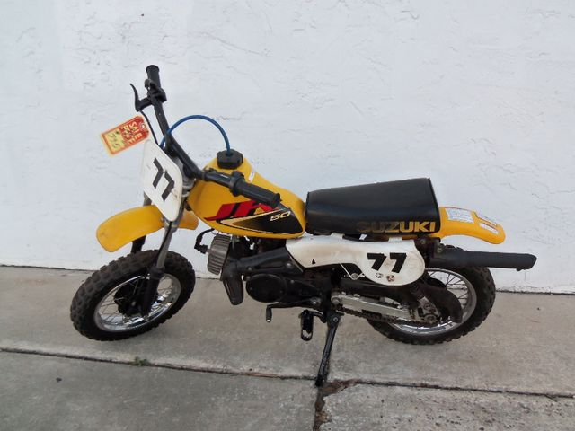 1999 Suzuki JR50 Kids Dirtbike Daytona Beach, FL 0