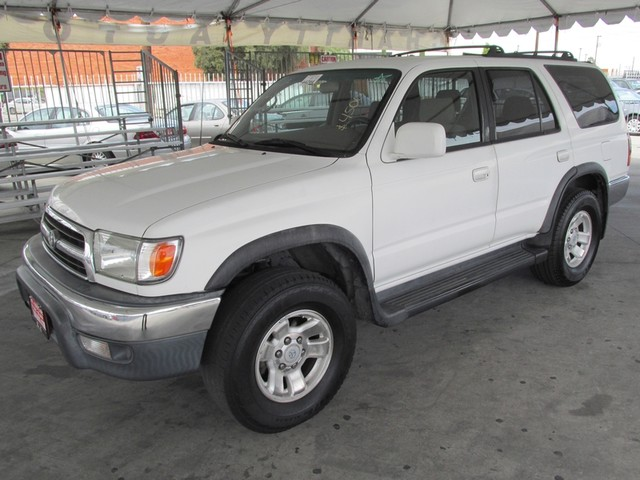 1999 Toyota 4Runner SR5 Please call or e-mail to check availability All of our vehicles are ava