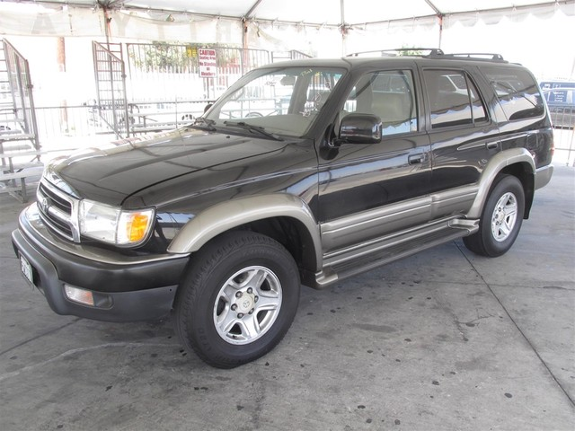 1999 Toyota 4Runner Limited This particular Vehicles true mileage is unknown TMU Please call o