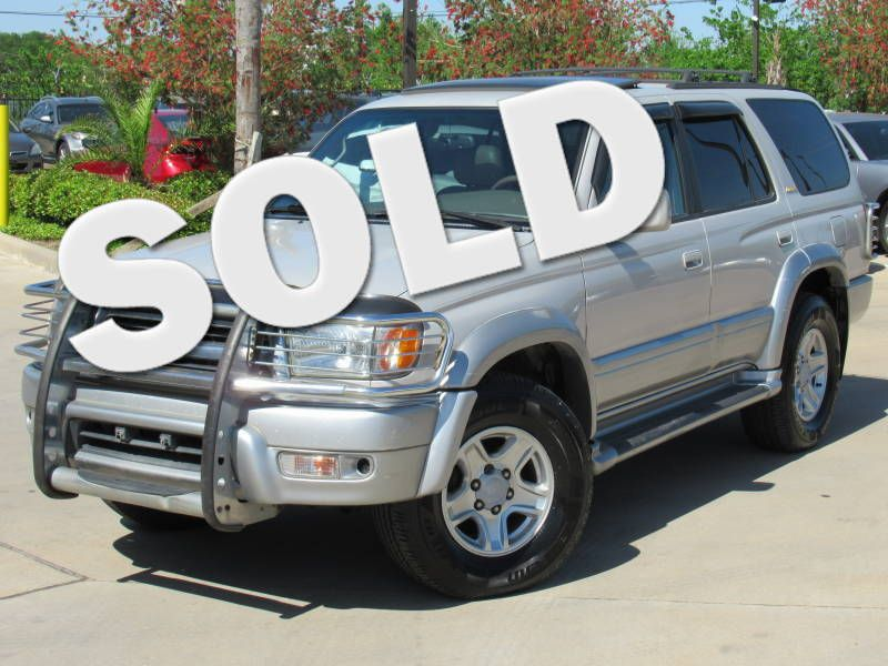 1999 Toyota 4Runner Limited | Houston, TX | American Auto Centers in Houston TX