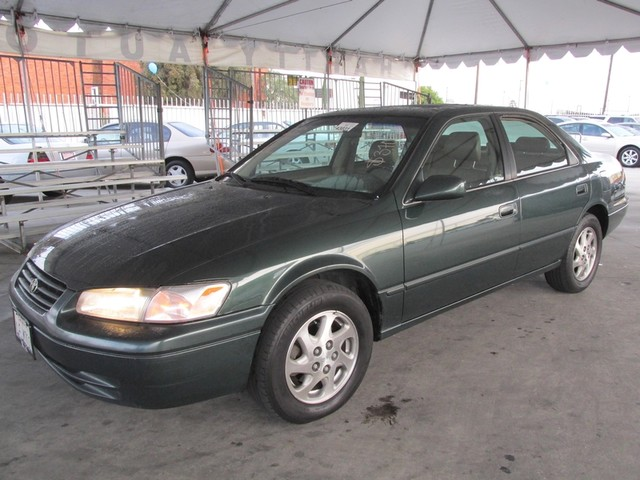 1999 Toyota Camry XLE Please call or e-mail to check availability All of our vehicles are availa