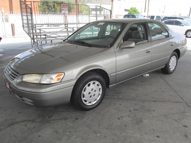 1999 Toyota Camry LE This particular Vehicles true mileage is unknown TMU Please call or e-mai