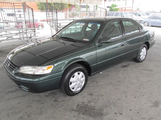1999 Toyota Camry CE This particular Vehicles true mileage is unknown TMU Please call or e-mai