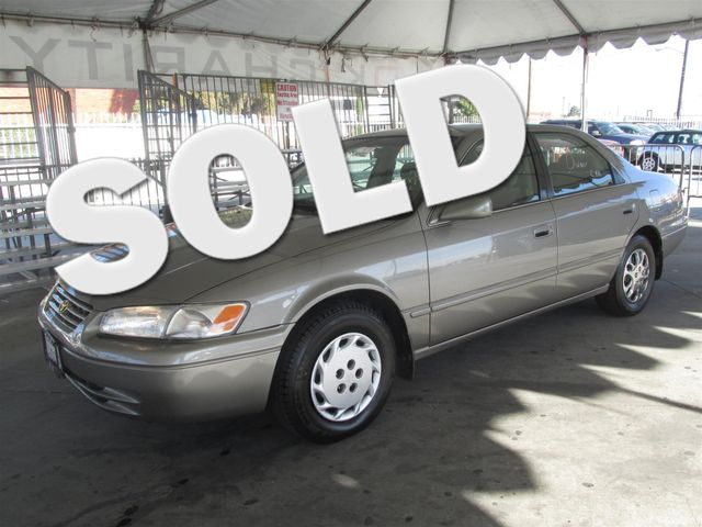 1999 Toyota Camry LE Please call or e-mail to check availability All of our vehicles are availa