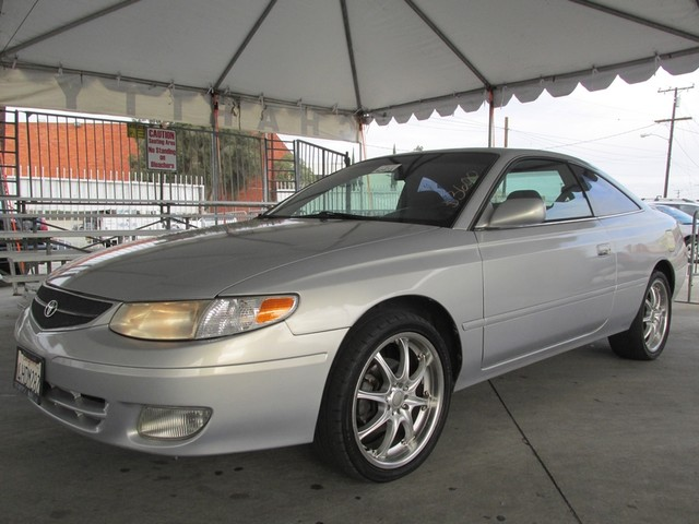 1999 Toyota Camry Solara SE Please call or e-mail to check availability All of our vehicles are