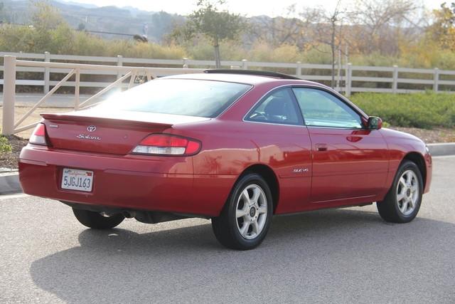 1999 Toyota Camry Solara SLE Santa Clarita, CA 6