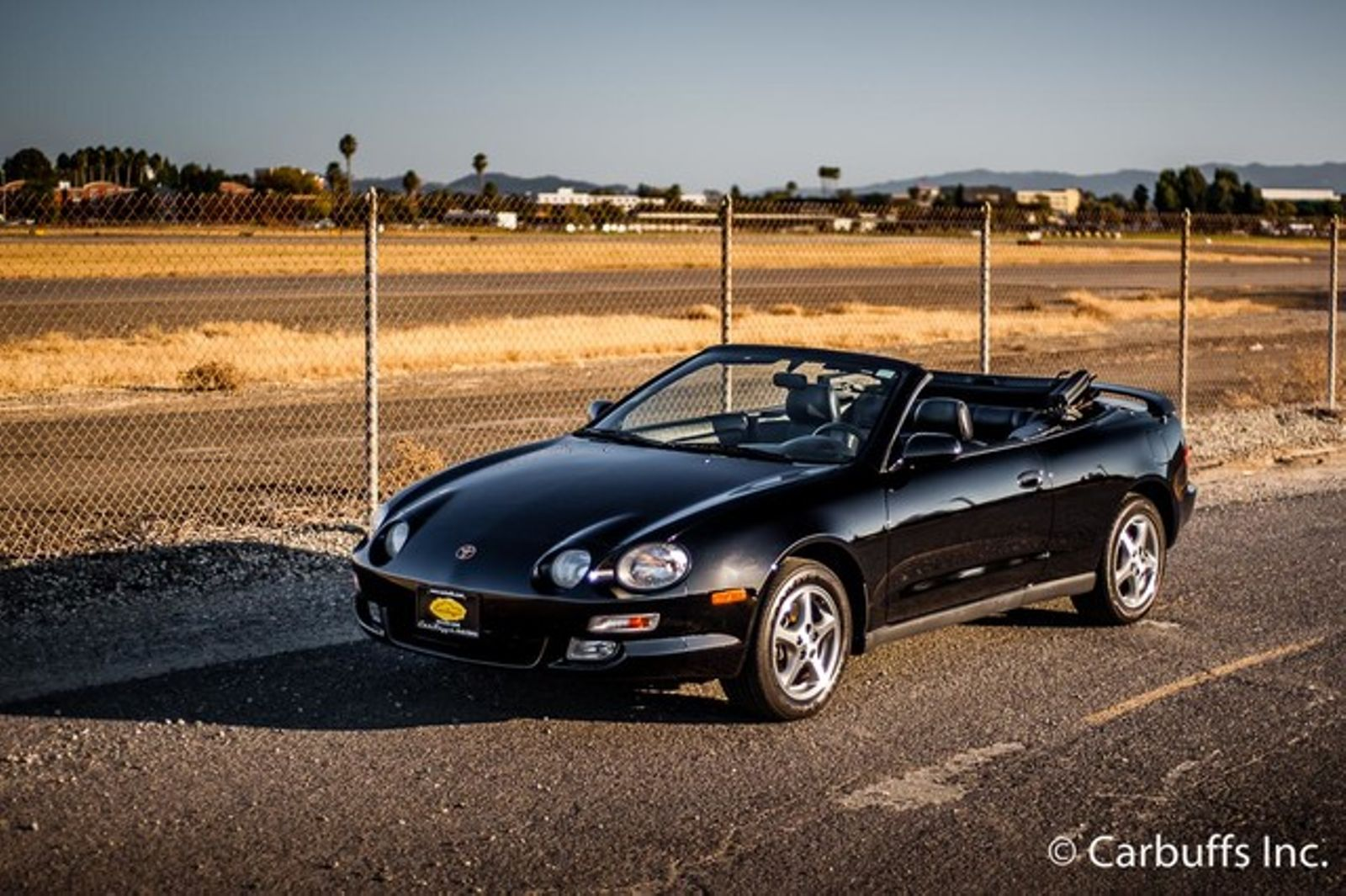 1999 toyota celica gt convertible concord ca carbuffs. Black Bedroom Furniture Sets. Home Design Ideas