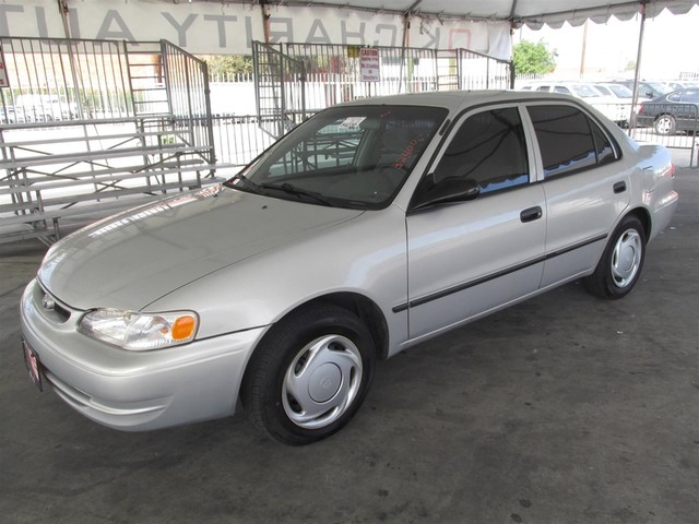 1999 Toyota Corolla CE Please call or e-mail to check availability All of our vehicles are avai