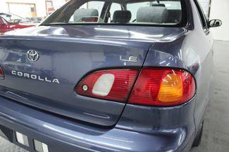 1999 Toyota Corolla LE Touring Kensington, Maryland 98
