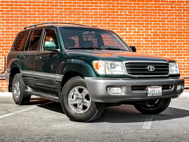 1999 Toyota Land Cruiser Burbank, CA 1