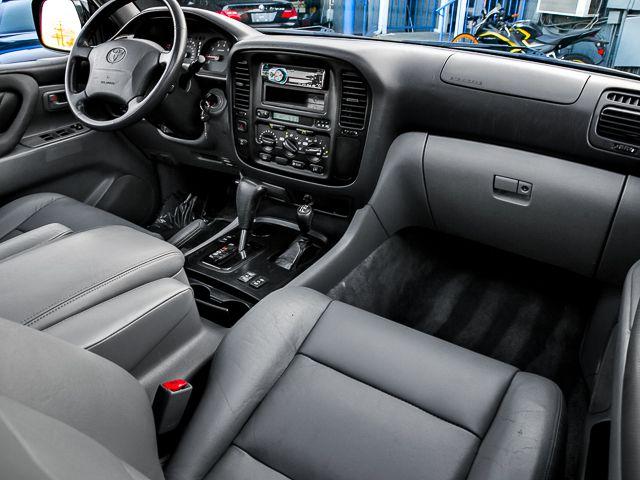 1999 Toyota Land Cruiser Burbank, CA 13