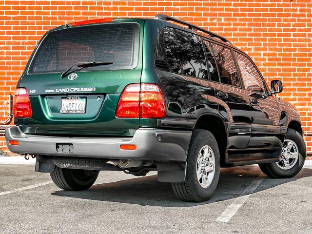 1999 Toyota Land Cruiser Burbank, CA 4
