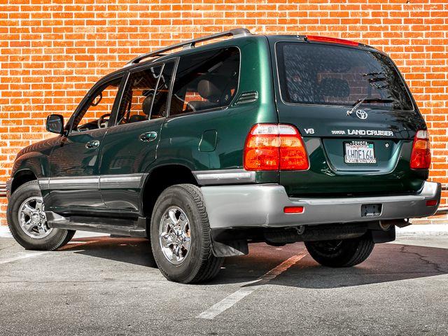 1999 Toyota Land Cruiser Burbank, CA 5