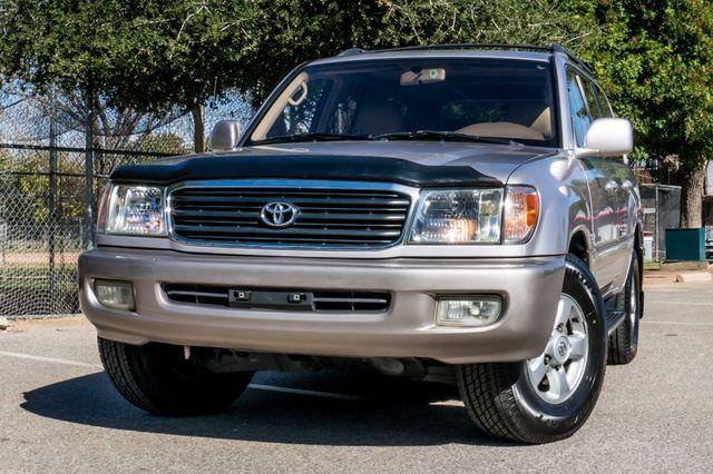 1999 Toyota Land Cruiser Reseda, CA 2