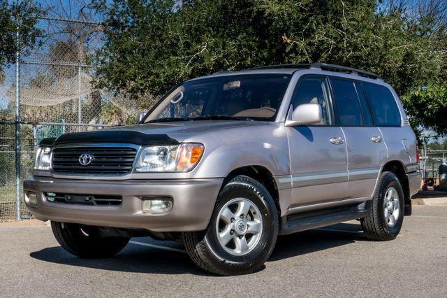 1999 Toyota Land Cruiser Reseda, CA 1