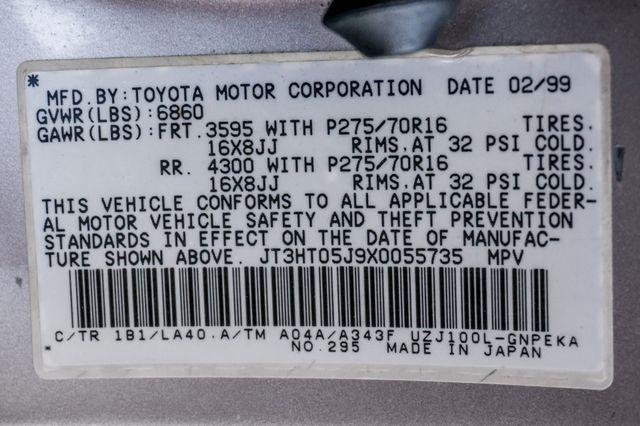 1999 Toyota Land Cruiser Reseda, CA 36