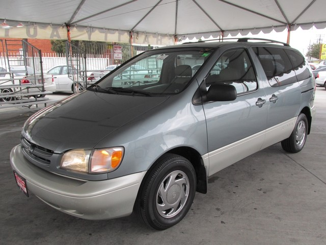 1999 Toyota Sienna XLE Please call or e-mail to check availability All of our vehicles are avail