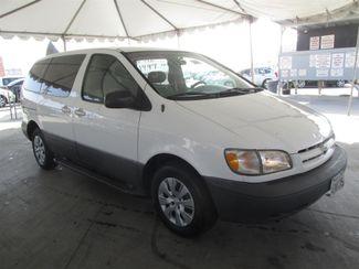 1999 Toyota Sienna CE Gardena, California 3