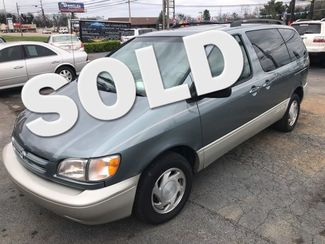 1999 Toyota Sienna XLE Knoxville, Tennessee