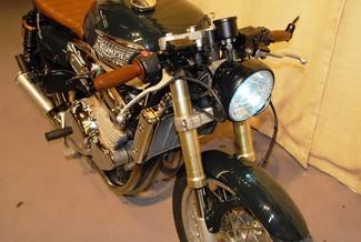 1999 Triumph TRIUMPH THUNDERBIRD SPORT CUSTOM  BUILT TO ORDER BRITISH CAFE RACER MOTORCYCLE Cocoa, Florida 17