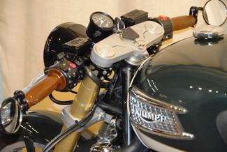 1999 Triumph TRIUMPH THUNDERBIRD SPORT CUSTOM  BUILT TO ORDER BRITISH CAFE RACER MOTORCYCLE Cocoa, Florida 25