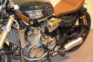 1999 Triumph TRIUMPH THUNDERBIRD SPORT CUSTOM  BUILT TO ORDER BRITISH CAFE RACER MOTORCYCLE Cocoa, Florida 29
