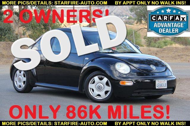 1999 Volkswagen New Beetle GL Santa Clarita, CA 0