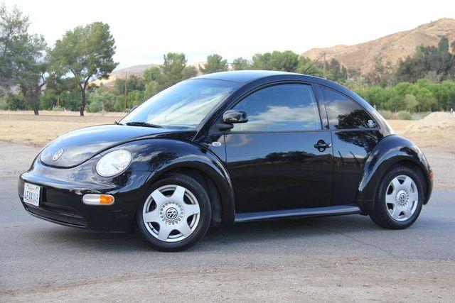 1999 Volkswagen New Beetle GL Santa Clarita, CA 1