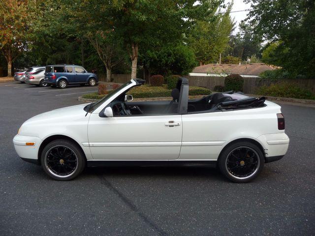 1999 Volkswagen New Cabrio GL   Portland, OR   Price is Right Oregon in Portland OR