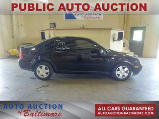 1999 Volkswagen New Jetta GLS   JOPPA, MD   Auto Auction of Baltimore  in Joppa MD