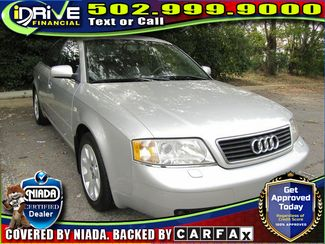 2000 Audi A6 Sedan 4D | Louisville, Kentucky | iDrive Financial in Lousiville Kentucky