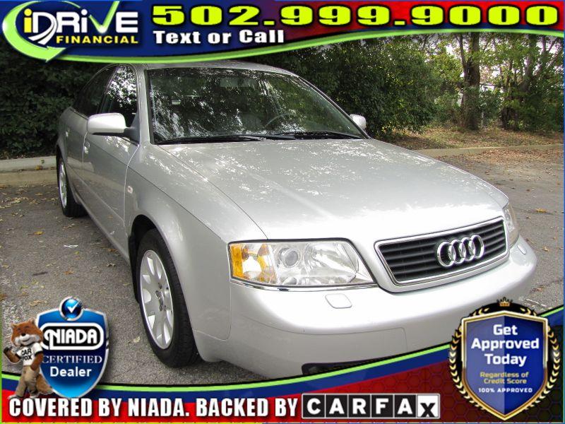 2000 Audi A6 Sedan 4D | Louisville, Kentucky | iDrive Financial in Louisville Kentucky