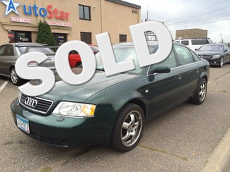 2000 Audi A6 Quattro Awd Great Price, Ready for Winter! Maple Grove, Minnesota