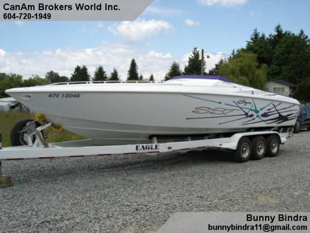 Boat brokers bc