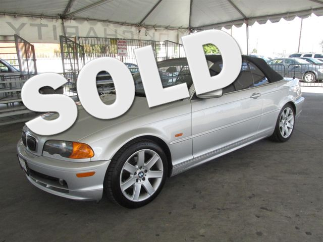 2000 BMW 323Ci Please call or e-mail to check availability All of our vehicles are available fo