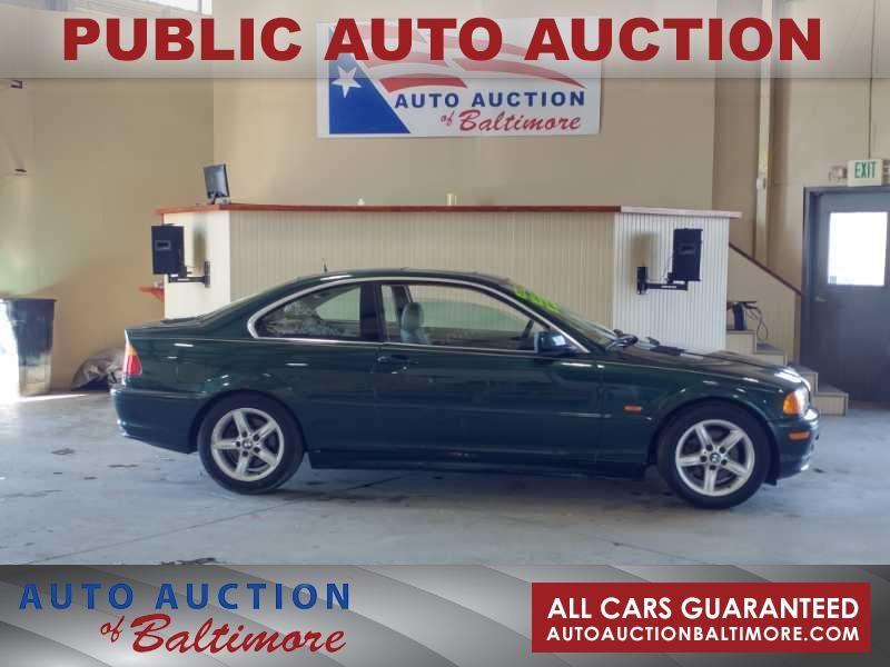 2000 BMW 328Ci  | JOPPA, MD | Auto Auction of Baltimore  in JOPPA MD