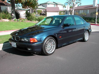 2000 BMW 540i Six Speed Super Clean Only 37000 Miles city