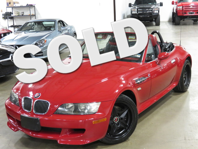 2000 BMW M Models Z3 ROADSTER 32L CLEAN CARFAX POWER SOFT TOP Z3 ROADSTER IMMACULATE COLLECTOR