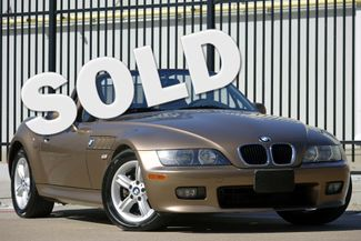 2000 BMW Z3 2.5L Power Top * 5-SPEED * M Shifter * BOOT * Car Cover Plano, Texas