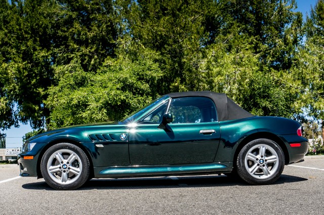 2000 BMW Z3 2.5L PREMIUM PKG - AUTO - 45K MILES - HTD STS - PWR TOP Reseda, CA 8